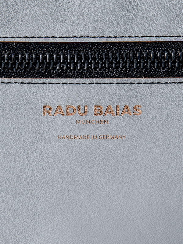 Crossbody Bag grau von RADU BAIAS
