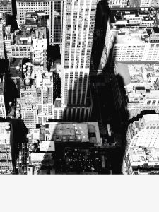 Empire State Building Poster New York